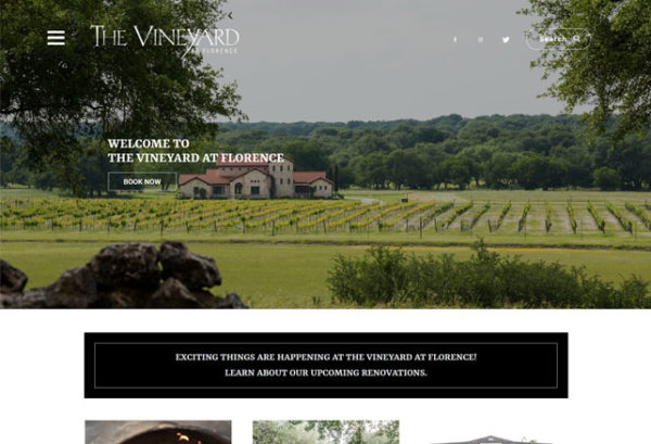 The Vineyard at Florence
